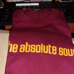 Other - Vintage ABSOLUTE SOUND Tee Shirt